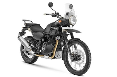 Royal Enfield Himalayan (2016) Front Side