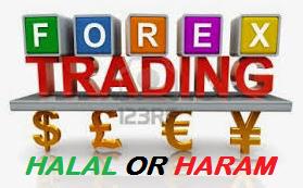 Trading forex menurut syariat islam
