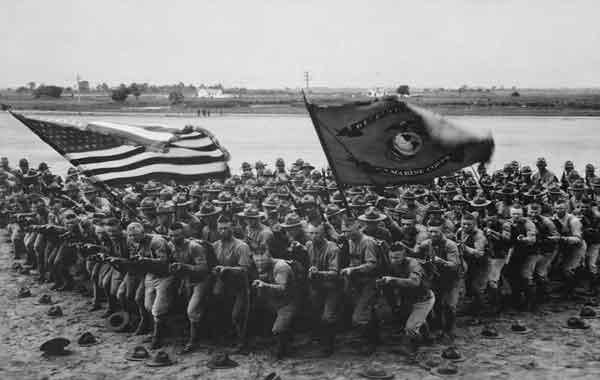 Entrada Americana na Primeira Guerra Mundial