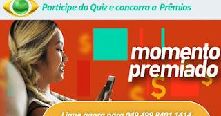 Promoção Momento Premiado Band
