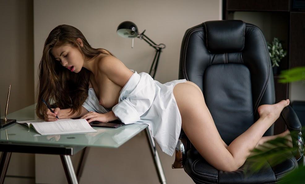 Nudes by ashley olah