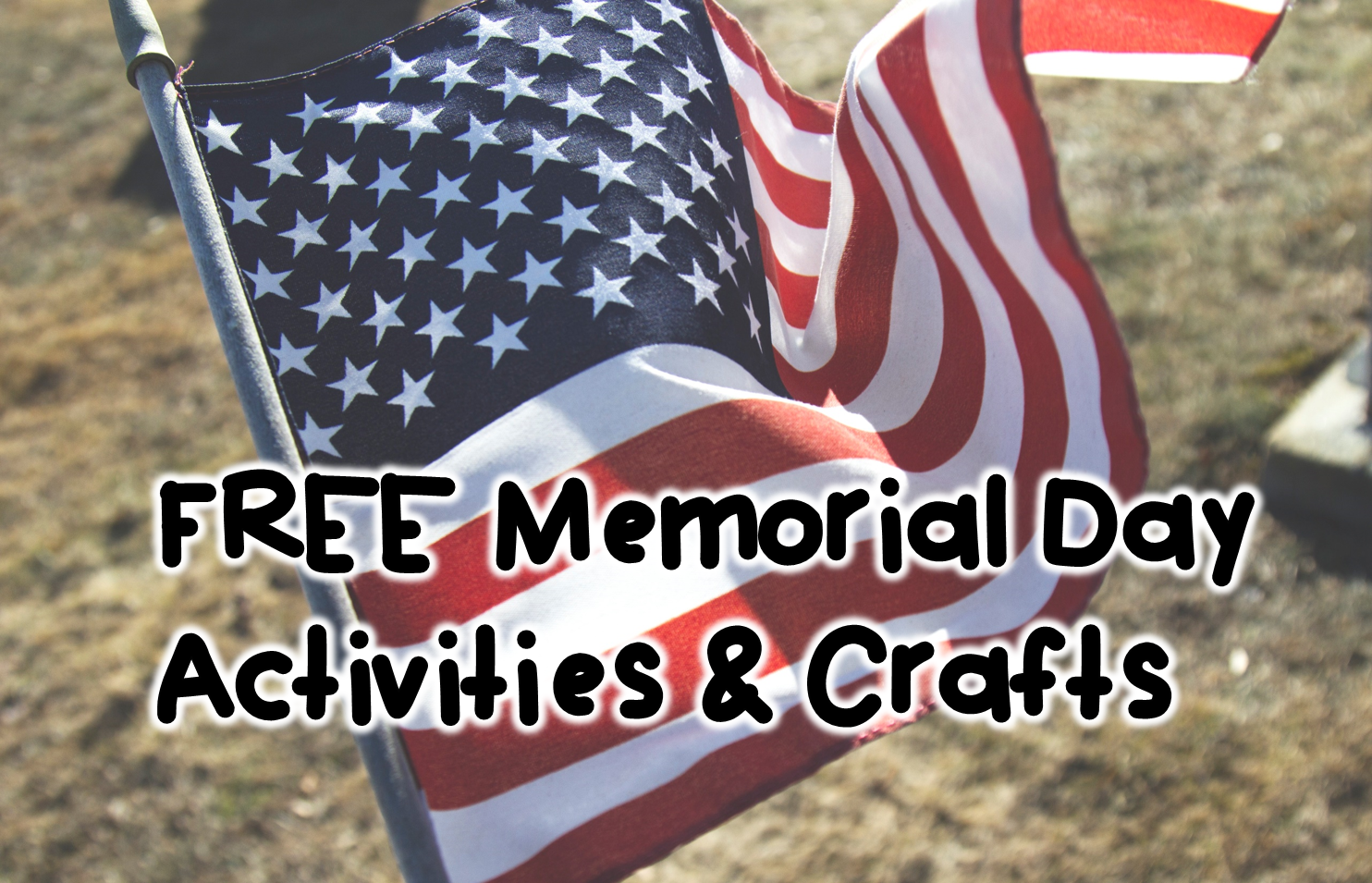 hopping from k to 2 free memorial day activities and crafts