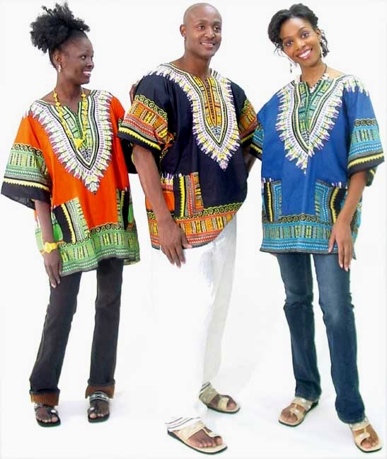 Traditional: Fashion: Traditional South African Clothing
