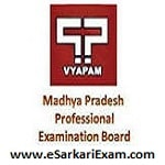 MPPEB Group 2 Sub Group 4 Admit Card