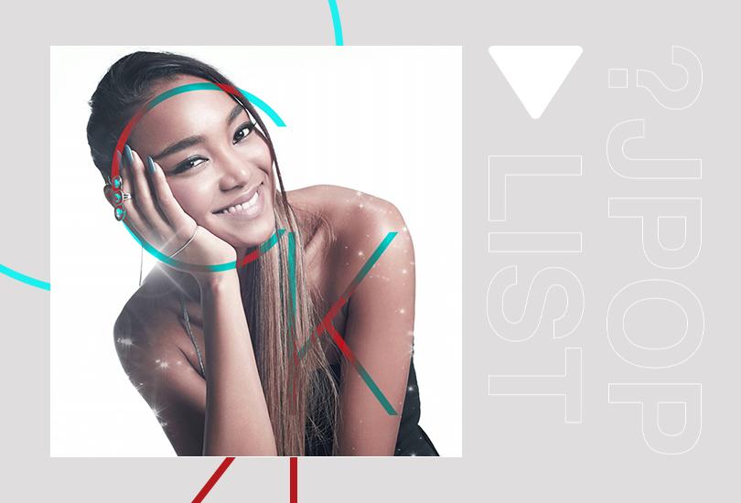 Random J pop playlist: Crystal Kay - Sparkle (a Christmas EP) | Random J Pop