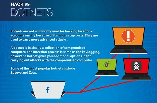 9 Botnets