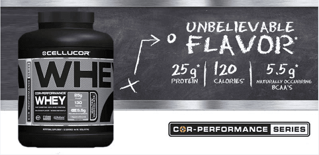 COR Performance Whey Review