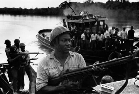 Biafran War (1967 – 1970)