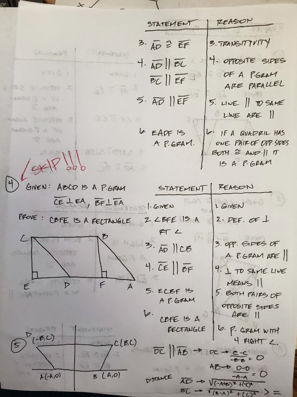 8 3 Worksheet Proving Parallelograms Answers 6 2 Puzzle