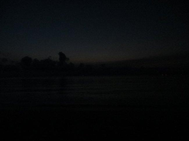Ранний рассвет на Чавенге