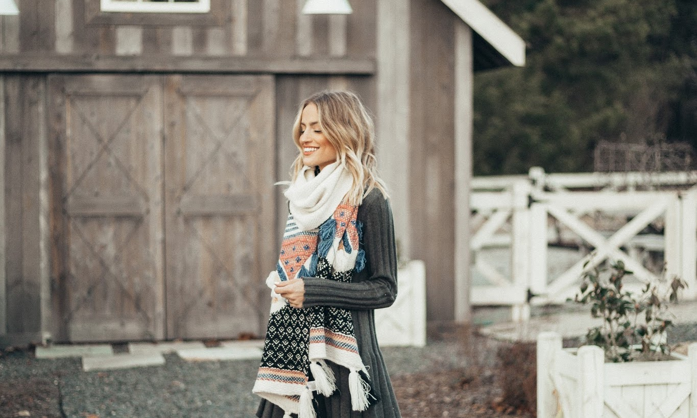 The Cutest Tunic For Winter