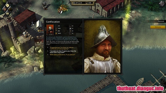 Game Expeditions Conquistador full download
