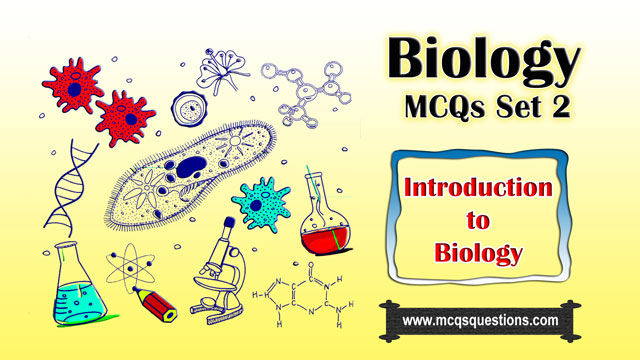 Biology MCQs With Answers Set 2