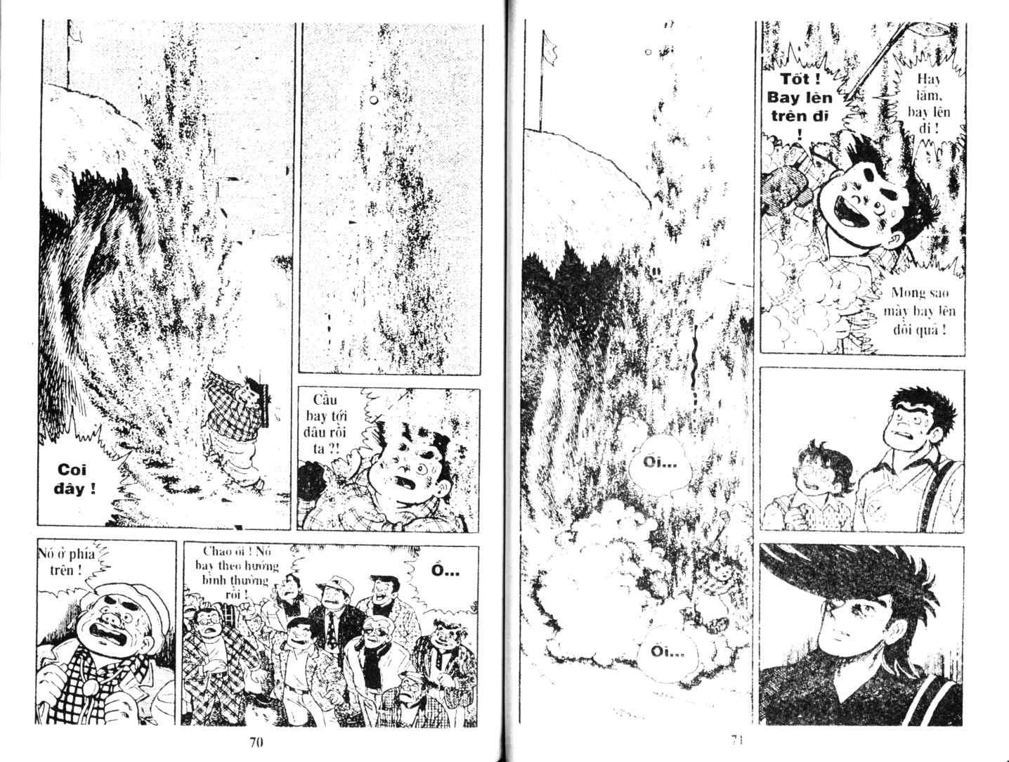 Ashita Tenki ni Naare chapter 5 trang 34