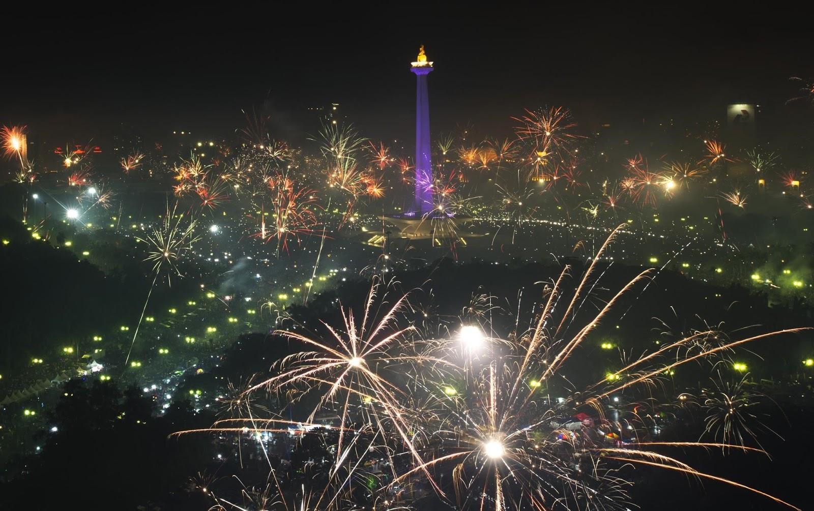 malam tahun baru 2014