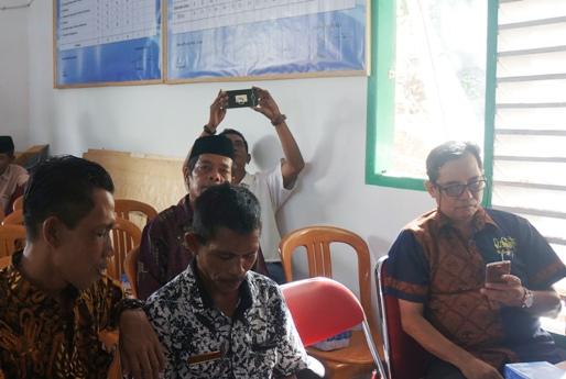 Konsultasi Publik Penyusunan Master Plan Pariwisata, Di Pulau Pasi Gusung