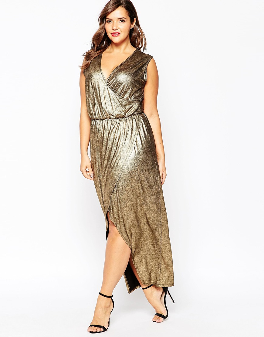 9bd6abdc105 Make best entrance in these sweet lovingly sparkle glitter luxury and glamour  gold bronze plus size new years evening party dress Outfits