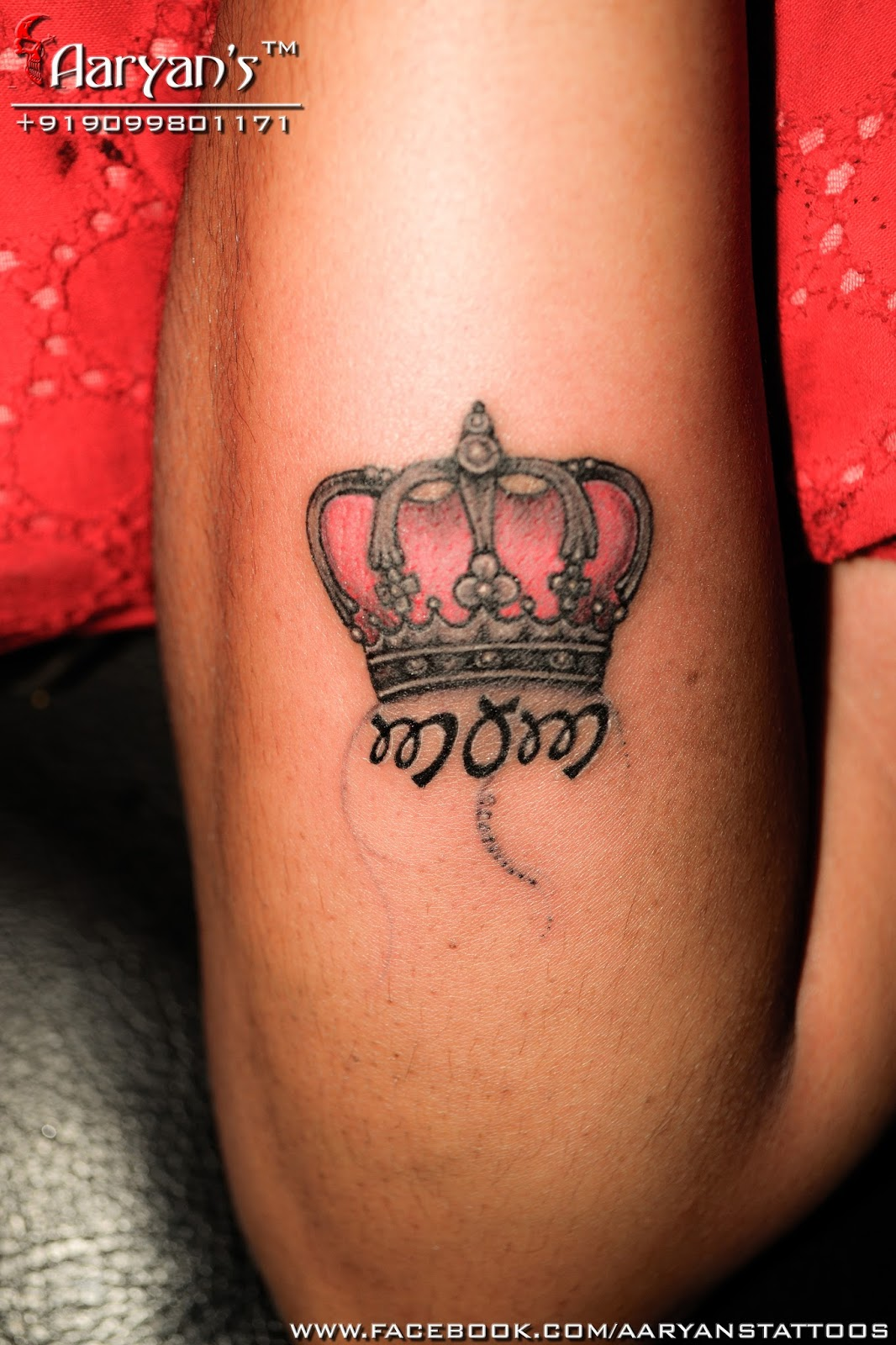 Mom Dad Tattoos: Awesome Tattoos For Mom-Dad By Aaryan