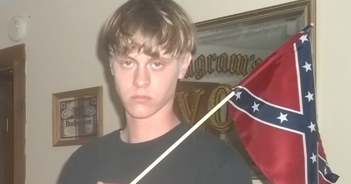 Dylann Roof: How to make a rampage murderer