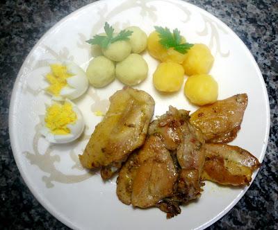 dieta com batata doce ovo e frango