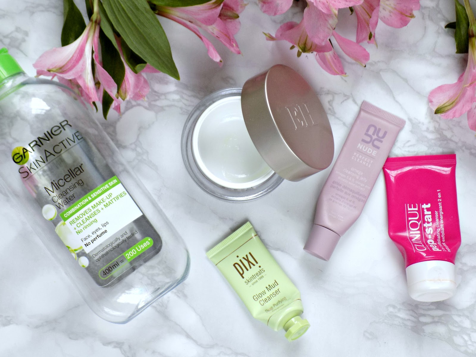 Cleansers I've used up lately