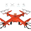 GPToys H2O Aviax Waterproof Surviax Drone 4-Axis Quadcopter RTF LIKE DJI Phantom 2 Fasion Style LED Lights RC Toys Support DIY Orange