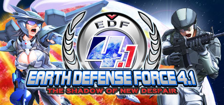 Earth Defense Force 4.1 PC Full The Shadow ND [MEGA]
