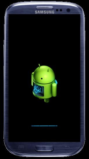 Samsung Galaxy SIII Akan Reboot