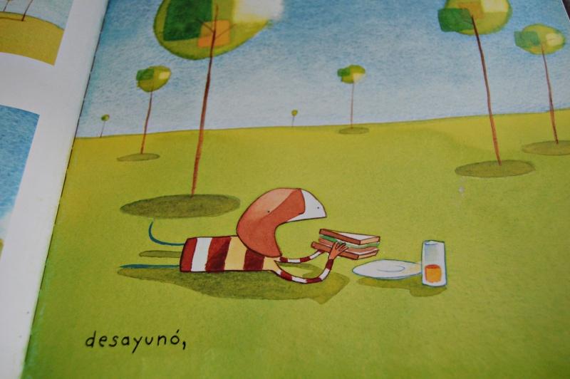 cuentos infantiles sobre la paciencia oliver jeffers