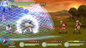 Naruto Ultimate Heros - Best PPSSPP Games