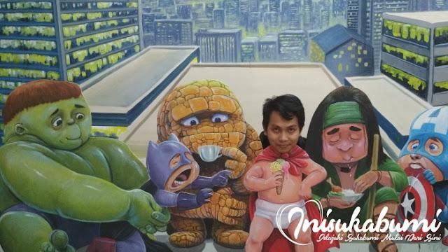 Baby hero, Rumah Fantasi Sukabumi