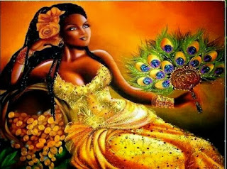 Love spells with Oshun