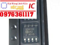 IC AD8132 khuếch đại vi sai