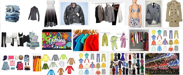 Favorite Clothing Category