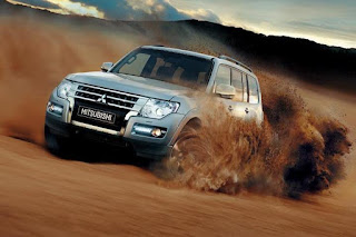 Mitsubishi Pajero: Safety Technologies