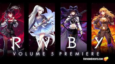 RWBY. Anime que no es anime
