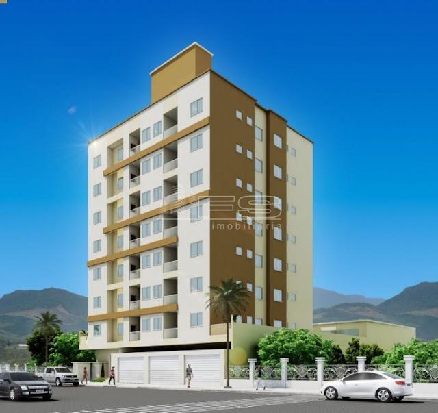 ENC: 1601 - Residencial Paraná - Apartamento 2 dormitórios - Bairro Morretes - Itapema/SC