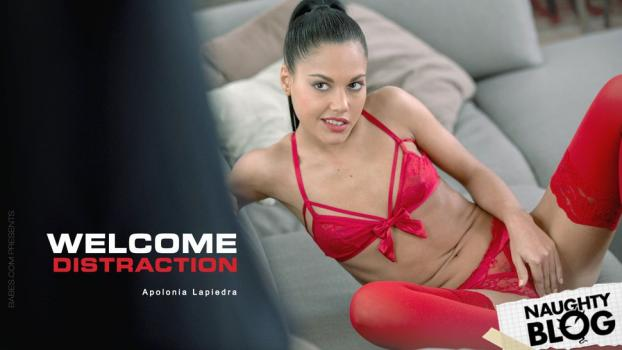 Babes – Apolonia Lapiedra: Welcome Distraction