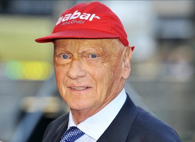 Niki Lauda ha muerto