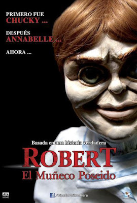 Robert The Doll 2015 Custom HD Dual Latino 5.1