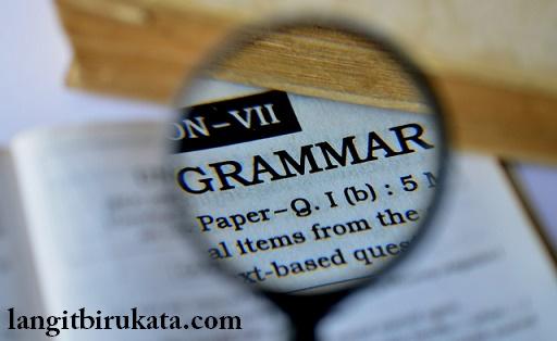 Prinsip belajar tata bahasa
