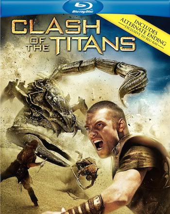 Clash of The Titans 2010 Dual Audio BluRay Download