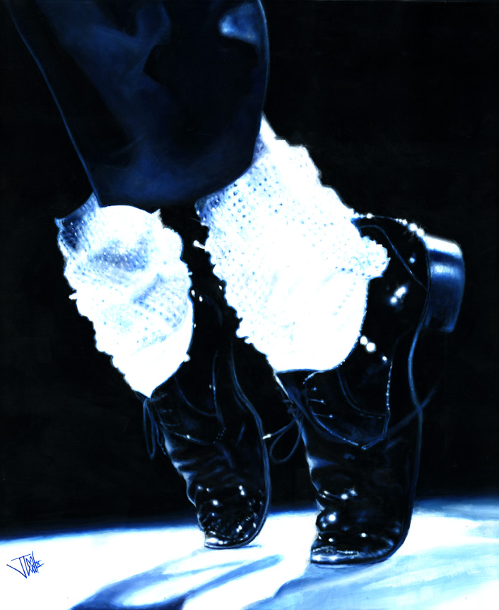 Michael Jackson's original moonwalk shoes to be auctioned | HRL News