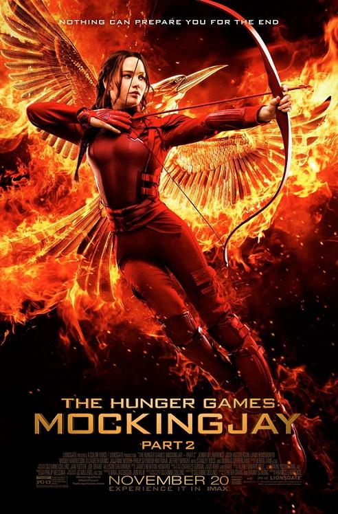 فیلم دوبله : بازی های مرگبار: زاغ مقلد قسمت دوم (2015) The Hunger Games: Mockingjay