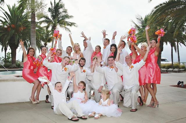 Sanibel Harbour Marriott wedding photograph