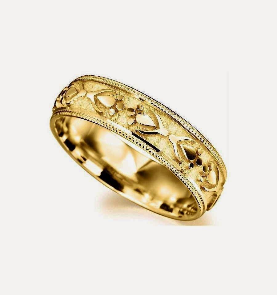 celtic wedding rings uk