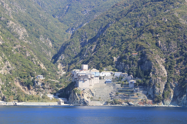 Mont Athos - Monasteriums - greekorthodox - Ouranoupolis - Greece