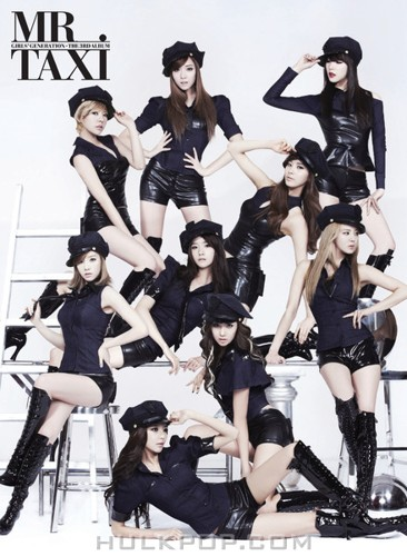 Girls' Generation – Mr. Taxi (Repackage Album) (FLAC + ITUNES PLUS AAC M4A)