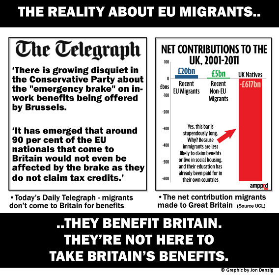 the benefits of migration to britain essay Maximise the benefits of migration, especially by improving migrants' employment situation social, employment and migration working papers, 155.