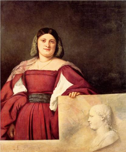 Biography of Tiziano Vecellio (Titian)